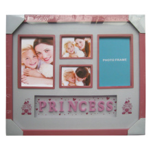 Baby Princess Red Lovely Collage Photo Frame