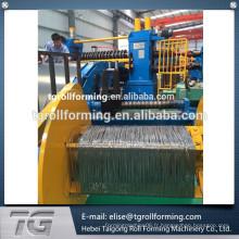 Ligne de production de machine à découper automatique de qualité brillante utilisant du matériel de haute qualité