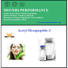 High Quality Cosmetic Peptide Acetyl Hexapeptide-3
