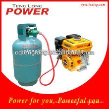 6.5 HP Dual GPL combustível motor