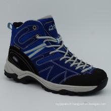 Chaussures de randonnée pour hommes de bonne qualité Chaussures de randonnée en plein air avec imperméable à l'eau