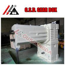 Reductor de caja de cambios para extrusora cónica de doble husillo PVC
