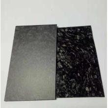 500x600mm high quality forged carbon fiber sheet