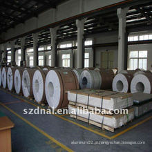 3005 bobina / folha de alumínio nova para cobertura, construção
