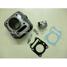 TVS King Spares Cylinder Block & Piston Assy Four Stroke
