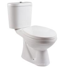 washdown two pieces special design toilet