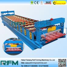 Máquina de formação de rolo de costela FX