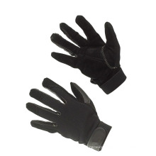 Waterproof Industrial Work Synthetic Leather Palm Impact Gloves