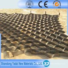 Estabilizador plástico de alta qualidade do cascalho / estabilizador Geocell GS-50-400 do solo