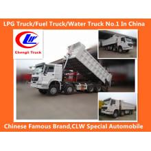 HOWO 8X4 40t Dump Truck HOWO Tipper Truck HOWO Dumper Truck for Sale