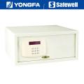 Safewell RM Panel 230mm Altura ensanchado portátil seguro para el hotel