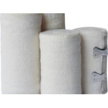 Disposable Medical Natural Color Elastic Crepe Bandage