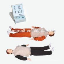 Skill using Full Body CPR Nursing Training Model