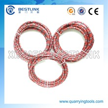 Long Life 8.8mm Diamond Wire for Cut Block