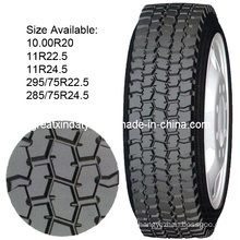 TBR Truck and Bus Tire with ECE DOT Soncap