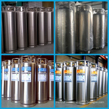 China Suppier High Quality Thermal- Insulating Liquid Nitrogen Cylinder (DPL-450-175)