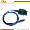 ELM327 USB Car Diagnostic Tool OBD2/OBDII Scanner