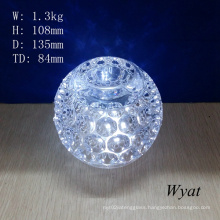 Glass Candle Jar Glass Candle Holder for Wholesale China Manufacturer