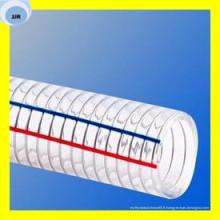 Tuyau en PVC de haute qualité de 1/4 à 8 pouces pour le transport d'huile ou d'eau