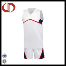Männer neueste Dry Fit Custome Jersey Basketball Uniform