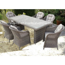 Outdoor New Aluminum Garden Modern Rattan Furniture