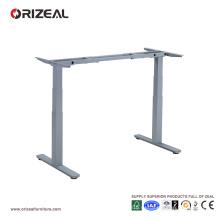 Высокое качество сидеть, стоять моторизированный рабочий стол, регулируемая высота подъема рабочей станции