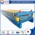 Steel Corrugated Sheet Profile Forming Machine