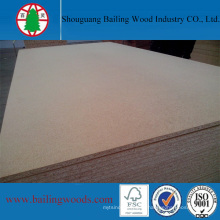 Сырая древесностружечная плита 1220mmx2440mm с высоким качеством