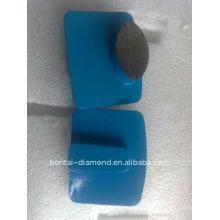 Pastillas H-Slide para la molienda de hormigón