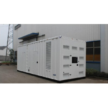 500kVA Perkin Soundproof Generator Set with CE