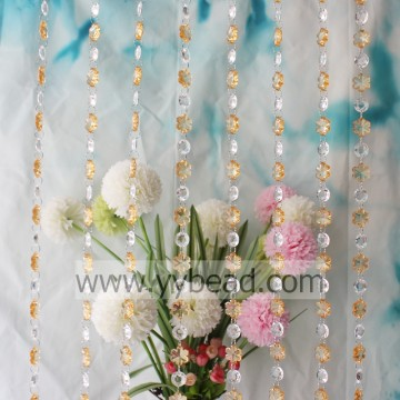 Assorted Christmas Beaded Garland