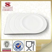 Fine vaisselle en céramique royale, plaques de chargeur bon marché en gros