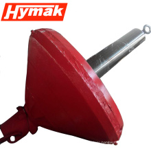 cone crusher wear parts head assembly spare parts price