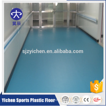 high quality Anti- bacterial Commercial Vinyl Hospital Floor