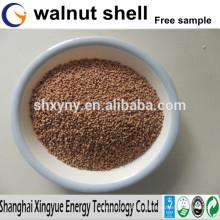 Fabrikpreis walnut shell für wasserfiltration / abarsive / polieren