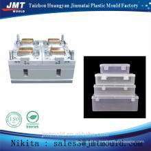 тонкие стенки контейнера пластиковые инъекции плесень для упаковки замороженных продуктов