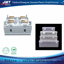 thin wall plastic injection container mould for packing frozen food