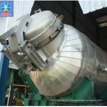 15T / H FFB à la machine de presse d'huile de palme de CPO, prix de machine de traitement d'huile de palme