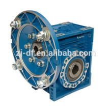 DOFINE Reductor de aluminio NMRV / reductor de velocidad de engranaje helicoidal