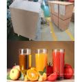 Handelskarotten-Ananas-Zitronen-Zwiebel-orange Fruchtsaft, der Maschine herstellt