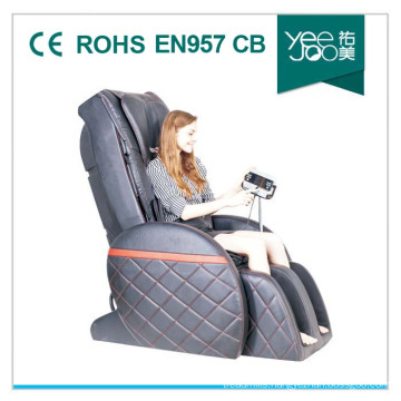 Whit First Massage Function of Neck, Shoulder Andlumbar in The Industry Massage Chair (YEEJOO-368A)