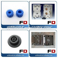 High quality Custom Injection small plastic gears mold