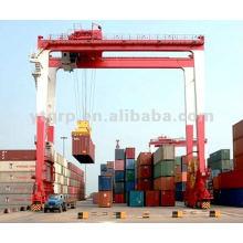 Grúa pórtico de contenedores 40 ton