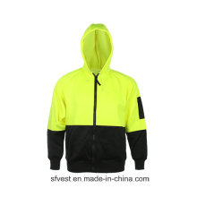 High Visibility Waterproof Safety Wear, Oxford Safety Jackets, Rain Wear