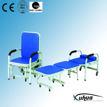 Steel Painted Foldable Hospital Accompanying Chair (W-2)