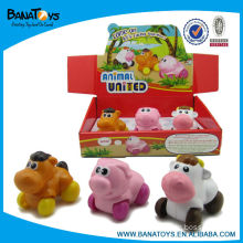 Pull back cars cartoon small toy