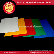 Safety Adhesive Advertising Reflective Sheeting