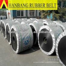 "Chevron conveyor belt EP250/4ply3+2 ""V"" cleat 10mm"