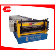 Double Layer Metal Tile Roof Panel Roll Forming Machine (Yx20-860-1050&Yx12-900-1100)