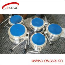 Wenzhou Fabricante 10 polegadas válvula de borboleta